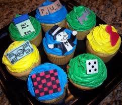 Monopoly Cupcakes XD