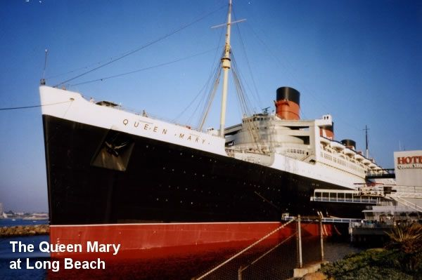 Queen Mary Long Beach Gallery - Bing Images