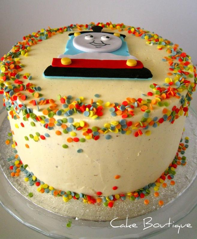 Thomas the train birthday cake!!
