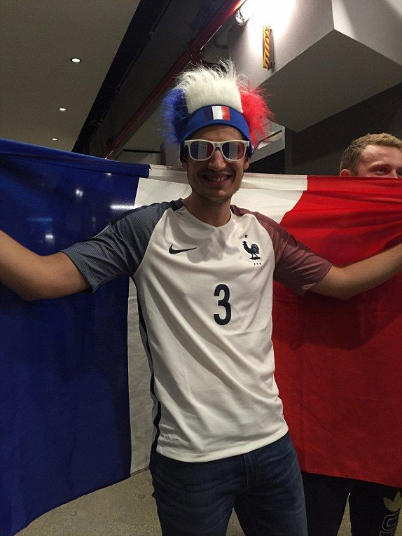 Euro 2016 LATEST: News and pictures from the European Championship in France on the opening day of the tournament | Daily Mail Online