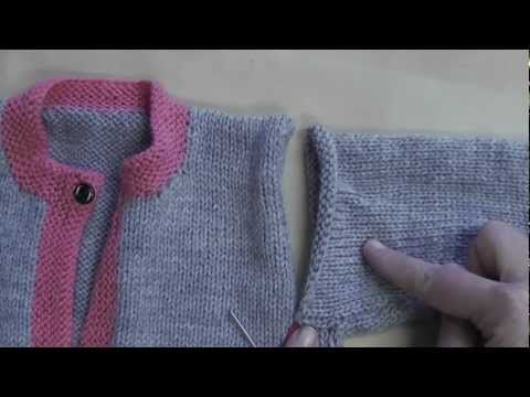 How to Seam: Sewing a Square Armhole,