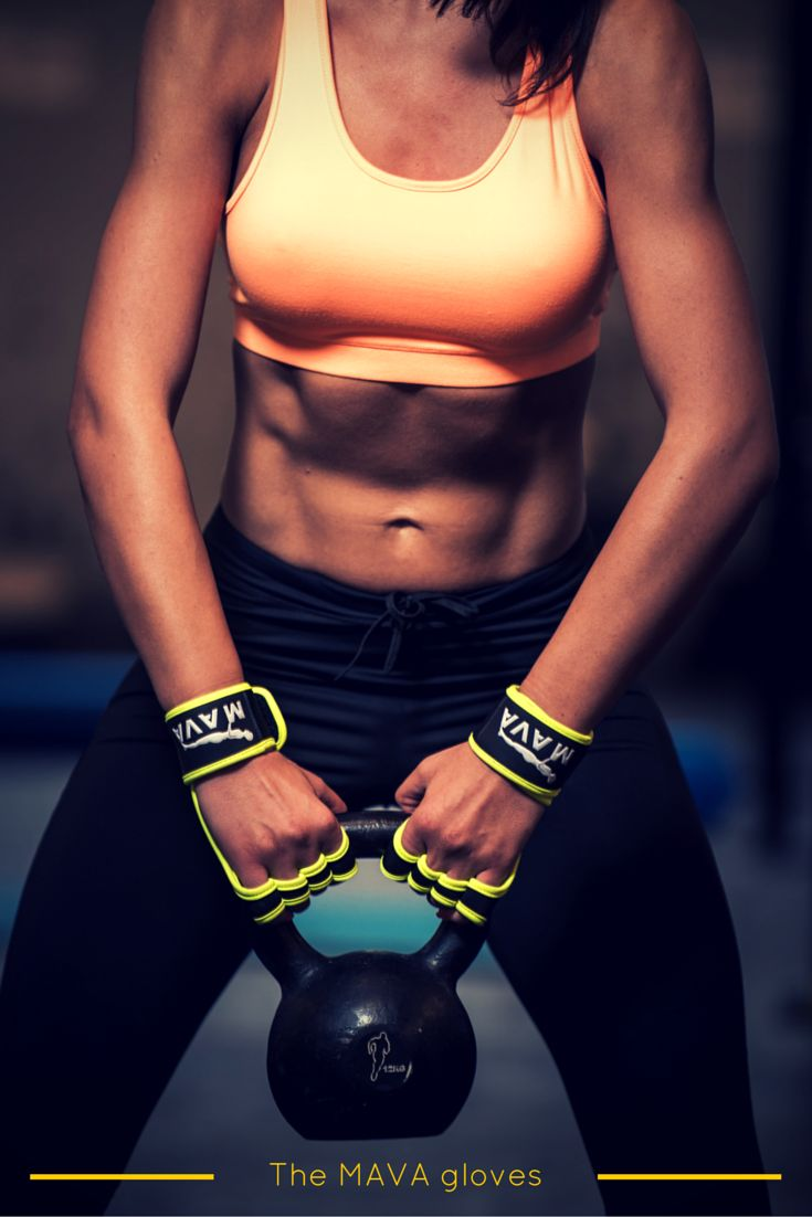 Designed with women in mind, these versatile open gym gloves serve to protect your palms during workouts, offer wrist support and help you lift more while you focus on your training session.