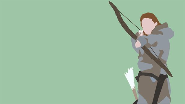 Game of Thrones Ygritte Wallpaper