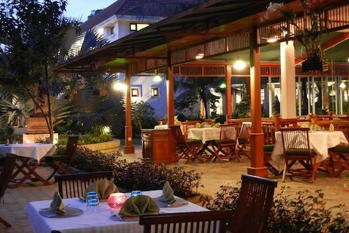 Best top western restaurants in siem reap