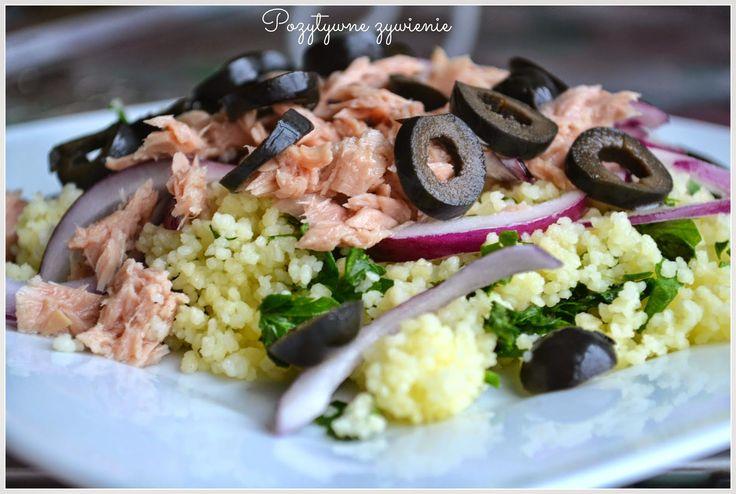 Pozytywne żywienie - dietetyka od przyjemnej strony: 3 szybkie sposoby na lunch z kaszy kuskus - do 430 kcal - FIT lunchbox