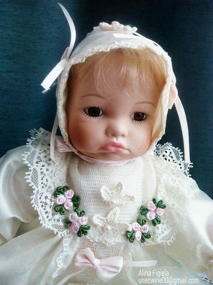 porcelain doll, lalkizporcelanyy.blogspot.com, miniatures dollhouse