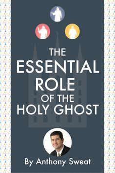 Amazing article about the Holy Ghost. You will definitely learn something. Anthony Sweat is a best-selling author at Deseret Book!