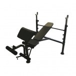 Amber Sporting Goods WB-2 Multi Purpose Weight Training Bench