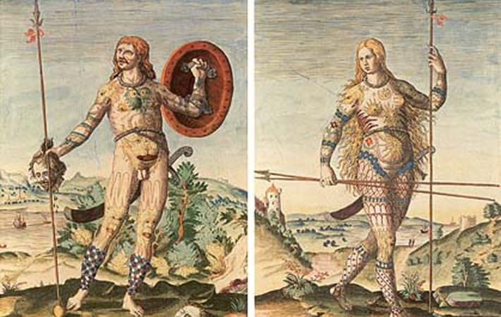 DNA shows Northern Irish descended from painted warriors Pict tribe who battled the Romans