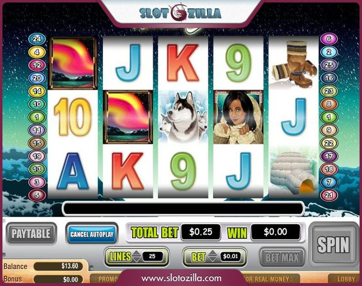 Arctic Queen Slot™ Slot Machine Game to Play Free in WGSs Online Casinos