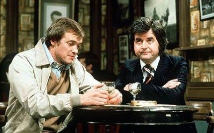 #Sixties | James Bolam and Rodney Bewes in The Likely Lads, 1964-66