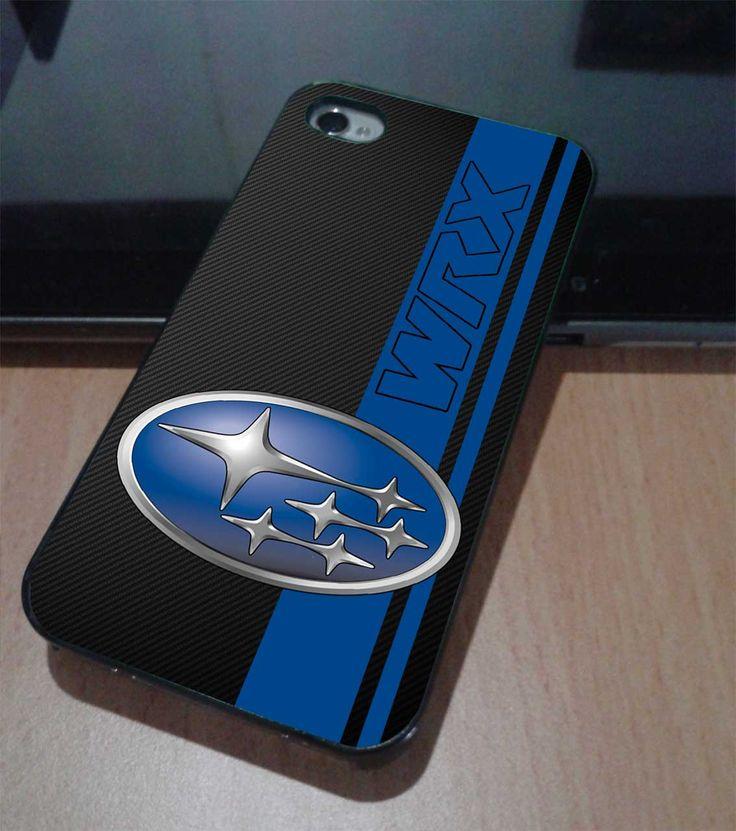 SUBARU WRX - iPhone 5 case, iPhone 4