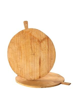 56% OFF Reproduction Round Bread Board