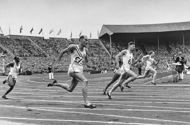 1948 London Olympics: Photos From LIFE Magazine - LIFE