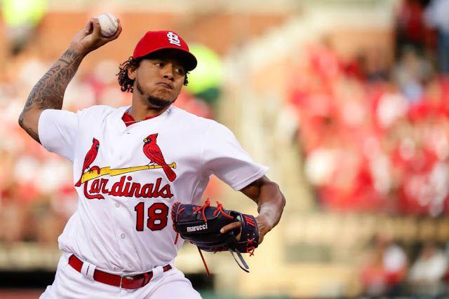 #MLB: El Quisqueyano Carlos Martínez busca hacer ajustes para lanzar mejor en el primer inning