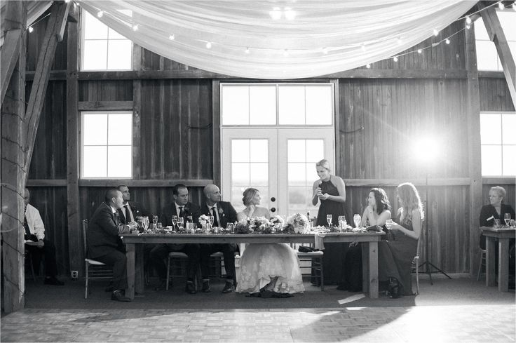 Tips You Need to Know for Toasting Your Wedding | Who should be giving the toasts? Wedding Etiquette post for brides and their wedding party | Amanda Adams Photography