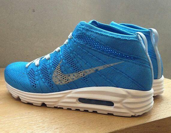 Nike Lunar Flyknit Chukka Max (First Look) - EU Kicks: Sneaker Magazine