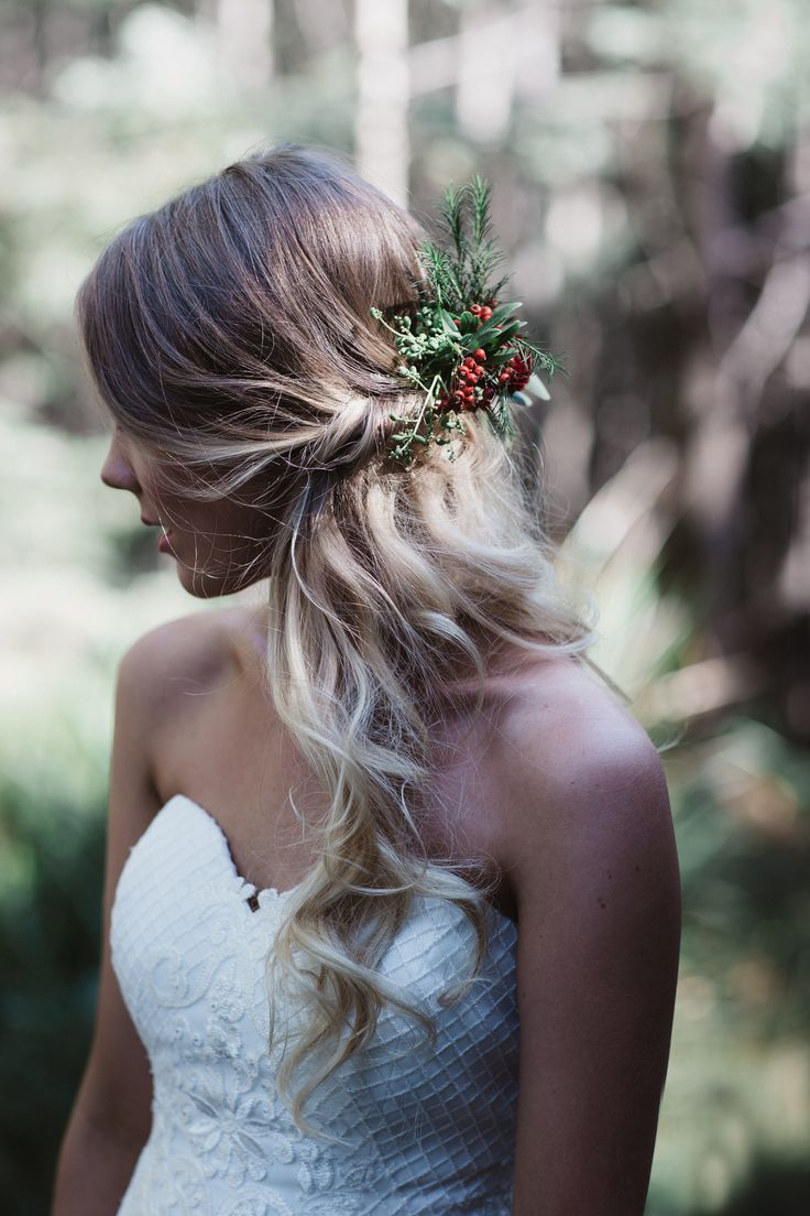 Romantic Bridal Styling Ideas In The Forest - Polka Dot Bride | Photo by Niki Photography http://www.schuchphotography.com.au/