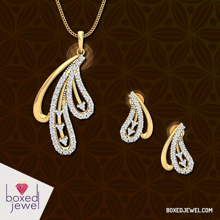 Free Insured Shipping Both The Ways. We care for you just like we care for your #Jewels! www.boxedjewel.com #Pendants #Earrings
