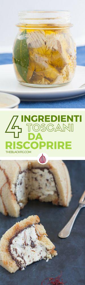 Ingredienti e ricette dalla Toscana tra terra e mare.  #toscana #prodottitipici #cucinatoscana