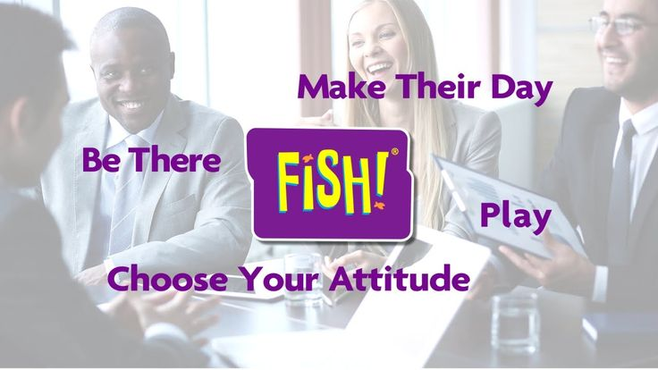 fish philosophy teamwork Called fish, it has become the most-watched training video in the world fish teaches four simple practices that will help anyone be philosophy empowers employees to be more effective in any job organizations use the fish philosophy to improve teamwork, customer service.