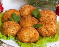 Beignets de mozzarella panés sans friture : http://www.fourchette-et-bikini.fr/recettes/recettes-minceur/beignets-de-mozzarella-panes-sans-friture.html