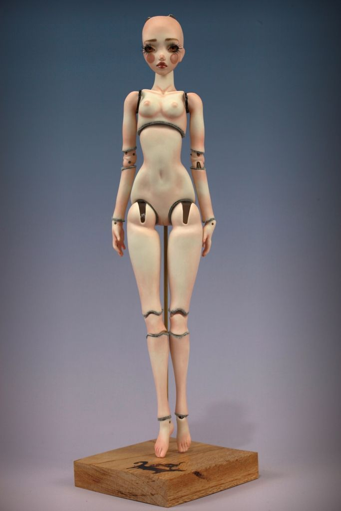 barbie doll joints used for prothesis Did you find some vintage barbie dolls at a yard sale  use the cotton buds and toothpicks for hard-to-reach spots, such as limb joints watch out for her face.