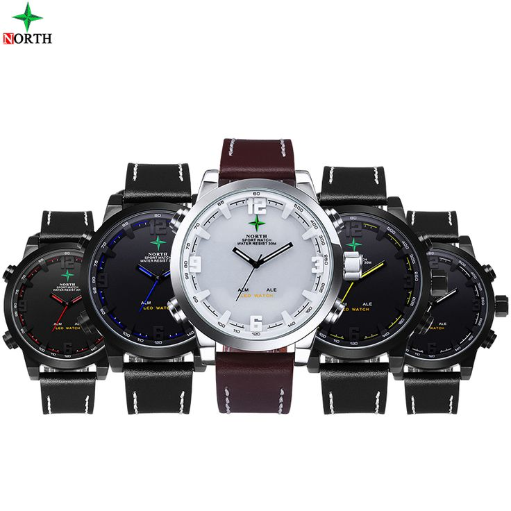 LED Digital Watch Men Sport Watch Running LCD Wristwatch Waches Men Analog Digital-Watch Men Quartz-Watch Sports Reloj Hombre - Online Shopping for Watches