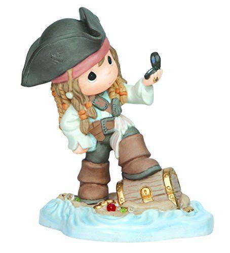 Precious Moments Disney Jack Sparrow Figurine