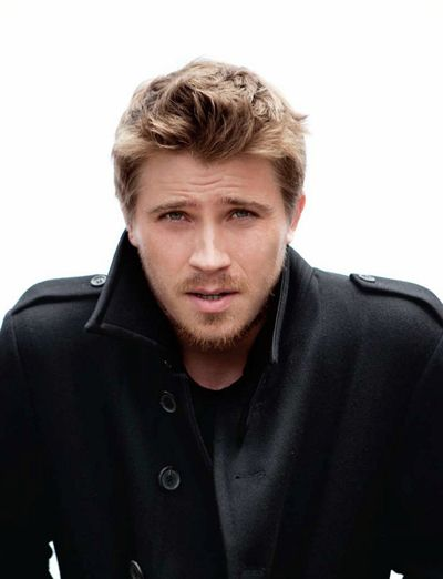 Man Candy Monday: Garrett Hedlund