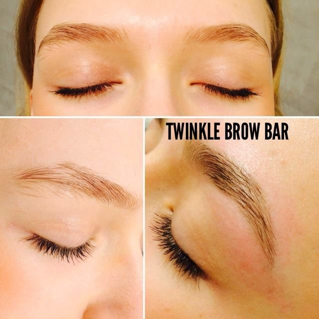 Durch das Zupfen mit dem Faden geben wir euren Augenbrauen eine besonders schöne und klare Form. #twinkle #browbar #hamburg #twinkleaugenbrauen #fadentechnik #vorhernachher #beforeandafter #welovebrows