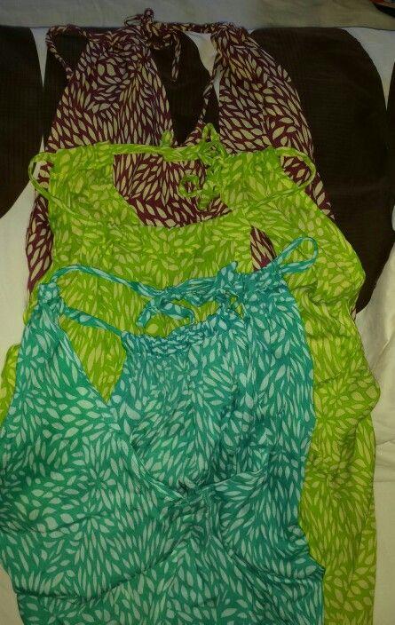 Nye kjoler