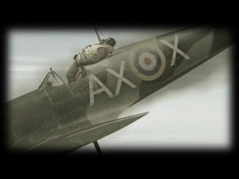 """""""Bailing from a burning Spitfire; ww2 Spitfire pilot interview Dave Hastie 1 - YouTube"""""""