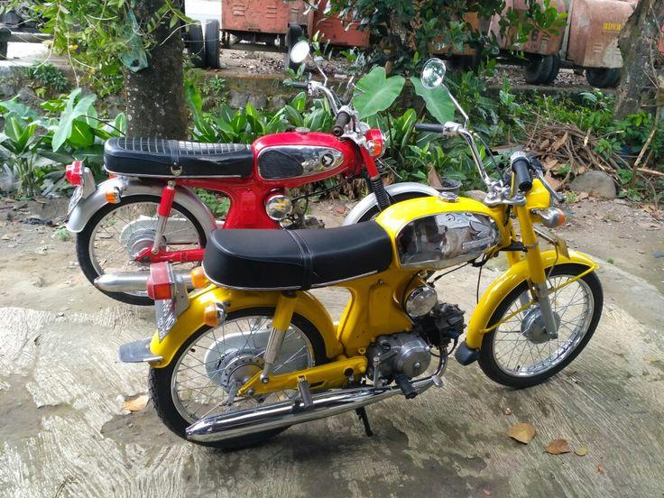 Honda s90