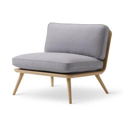 Spine Lounge Chair, kangas