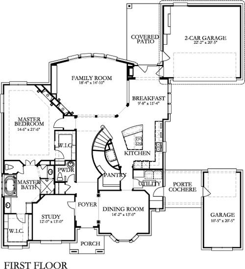 Trendmaker Homes Floor Plans 2004