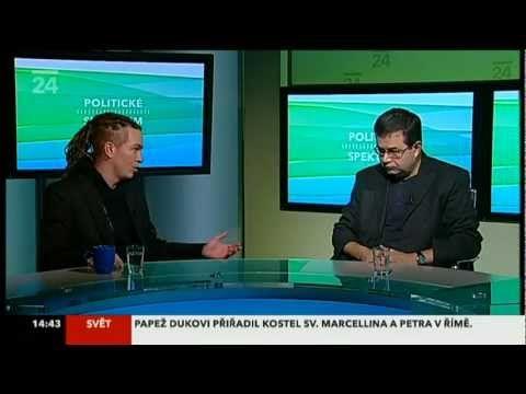 Ivan Bartoš v Politickém Spektru - téma ACTA
