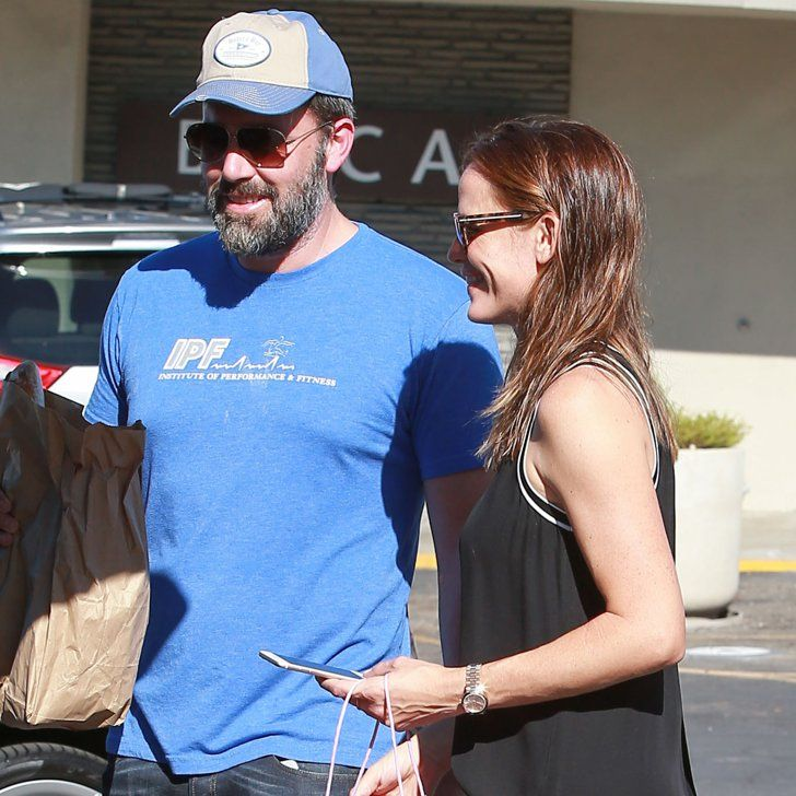 Jennifer Garner and Ben Affleck Smile Big on a Weekend Family Outing