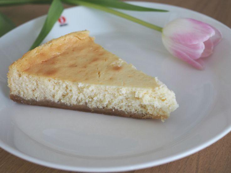 New York cheesecake - Minnean muruja | Lily.fi