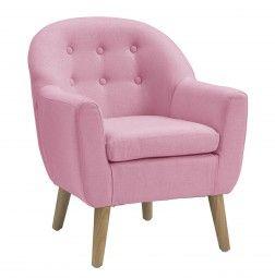 Kids Concept Kids armchair Fairy pink NEW 720 702