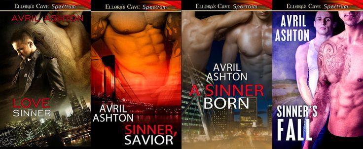 Brooklyn Sinners series by Avril Ashton
