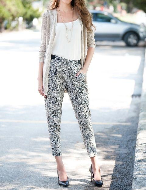 Siyah Şalvar #şalvar #pantolon #mixray #moda