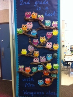 I think we have a winner..this will be my classroom door decor this fall!