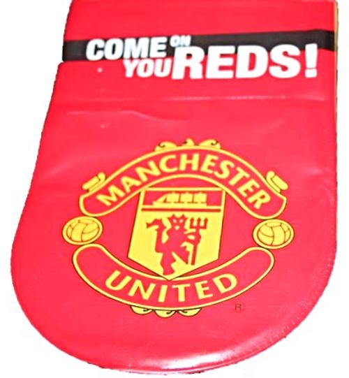 Manchester United Car Tax Disc Holder
