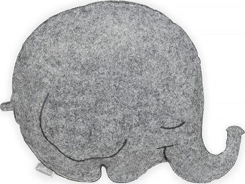 Jollein Bubbles kussen vilt - BellyBloz - Baby & zwangerschap