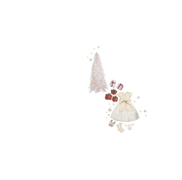 """""""een witte kerst"""" by n-iaise ❤ liked on Polyvore"""