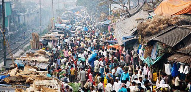 La population de l'Inde dépassera celle de la Chine d'ici 2030