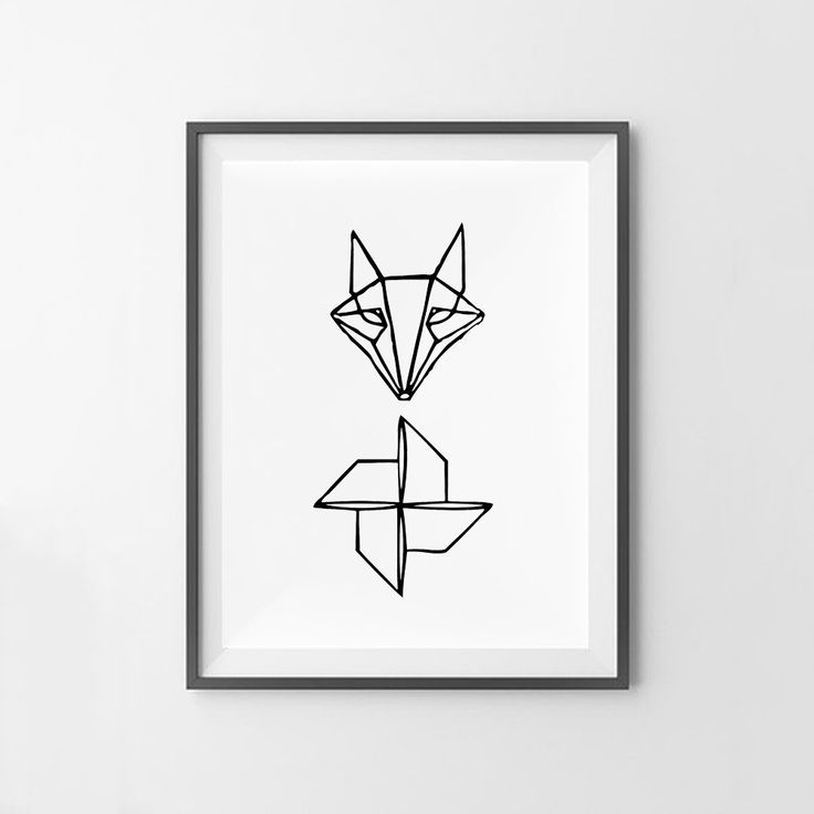 """Origami inspired wall art print. This print comes with 4 different sizes to download. 5x7 JPG, 8X10 JPG, 11X14 JPG, 16x20 JPG. THIS IS A DIGITAL DOWNLOAD FILE ONLY. Enter code """"25OFF"""" when you buy 2 or more prints to save 25% off your entire order!"""