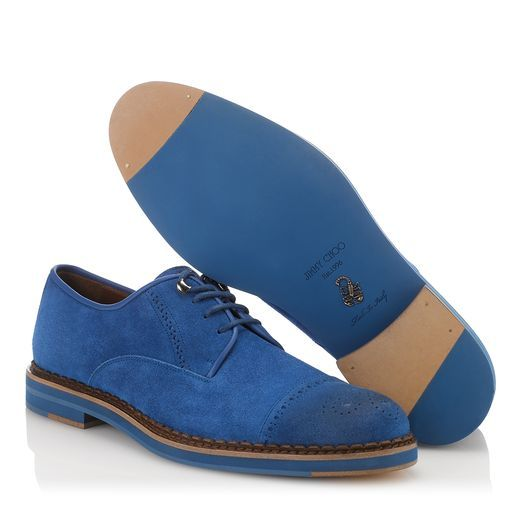 Cornflower Dress Shoes