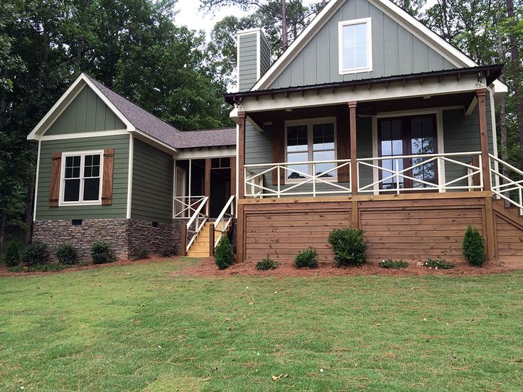 194 best new home images on pinterest cabin plans house Cottages of camp creek